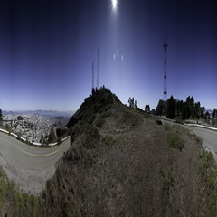 twin peaks post merge square pano